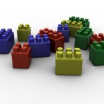 Lego PowerPoint Background 1