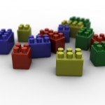 Lego PowerPoint Background 2