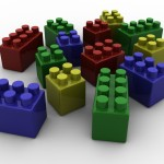 Lego PowerPoint Background 3