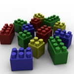 Lego PowerPoint Background 5