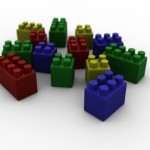 Lego PowerPoint Background 8