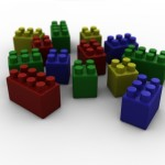 Lego PowerPoint Background 9