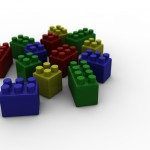 Lego PowerPoint Background 11