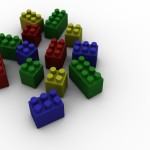 Lego PowerPoint Background 12