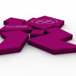 Olympic Logo PowerPoint Background 3