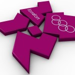 Olympic Logo PowerPoint Background 7