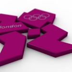 Olympic Logo PowerPoint Background 9
