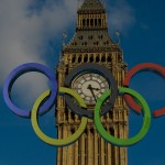 Olympic Rings PowerPoint Background 12