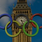 Olympic Rings PowerPoint Background 13