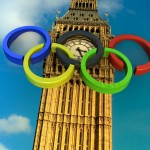 Olympic Rings PowerPoint Background 15