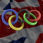 Olympic Rings PowerPoint Backgrounds 10