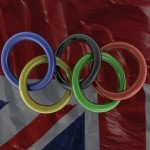 Olympic Rings PowerPoint Backgrounds 12