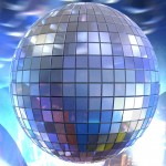 Mirrorball PowerPoint Backgrounds 3
