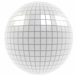 Mirrorball PowerPoint Backgrounds 4