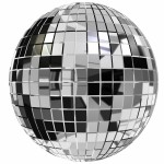 Mirrorball PowerPoint Backgrounds 5