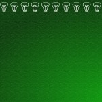 Free Lightbulb PowerPoint Background 10