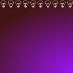 Free Lightbulb PowerPoint Background 11