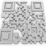 QR Code PowerPoint Background 1