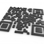 QR Code PowerPoint Background 11