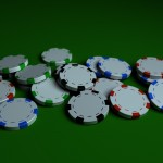 Poker Chips PowerPoint Background 3