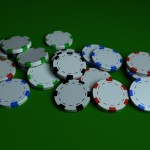 Poker Chips PowerPoint Background 4