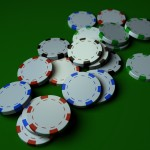Poker Chips PowerPoint Background 11