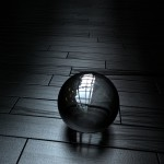 Black Floor Background 1