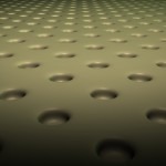 Perforated PowerPoint Background 5